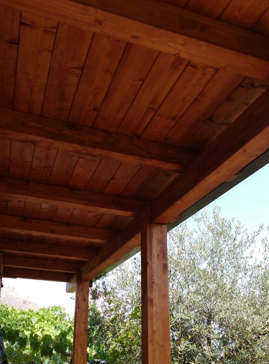 Pergolati In Legno Senza Permessi piattaforma e pergolato in legno quando necessitano del