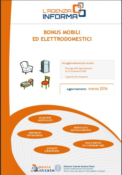 Agevolazioni fiscali impresa edile sesta generazione srl for Guida bonus mobili